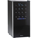 32 BOTTLE DUAL ZONE WINE COOLER TOUCHSCREEN
